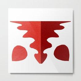 Odd shapes 4 Metal Print