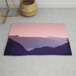 The Song of the Mountains Rug