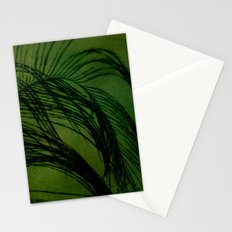Tickled Green Stationery Cards