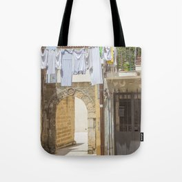 Laundry in Syracuse Tote Bag