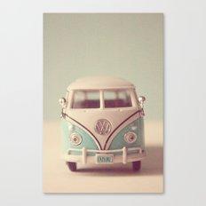 VW Explore Canvas Print