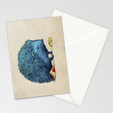 Sonic Stationery Cards