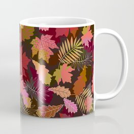 Autumn fall. Coffee Mug
