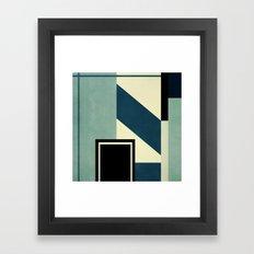 Abstract #56 Framed Art Print