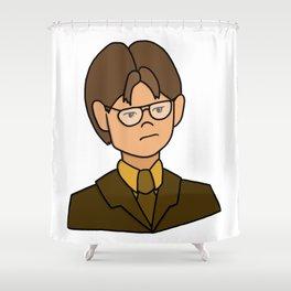Dwight Shower Curtain