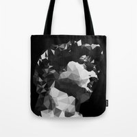 renaissance Tote Bags featuring RENAISSANCE 2.0 by THE USUAL DESIGNERS
