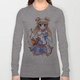 Eevee Gijinka Long Sleeve T-shirt