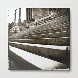 italy - rome - duotone_05 Metal Print