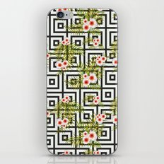 Geometric Jungle #society6 #decor #buyart iPhone & iPod Skin