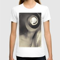 window T-shirts featuring Window by Cash Mattock