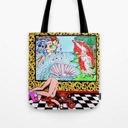 Desmitificando a Afrodita Tote Bag