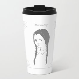 Wednesday Addams Travel Mug