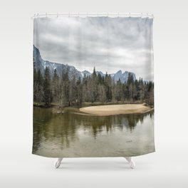 Just Another Place in My Heart Shower Curtain