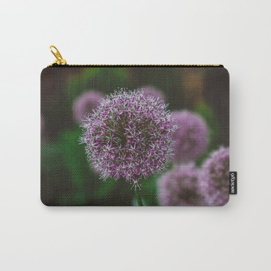 New York Alliums II Carry-All Pouch