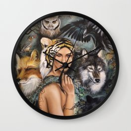 We Are the Wild Wall Clock