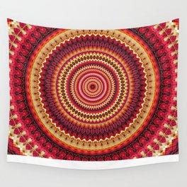 Mandala 141 Wall Tapestry