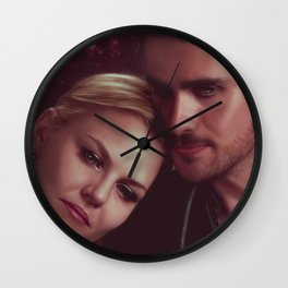 I'd love to know more about your beginnings Wall Clock