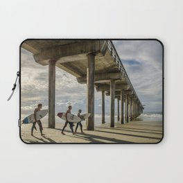 Surfer's Lifestyle Laptop Sleeve