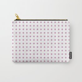 Pink Polka Carry-All Pouch