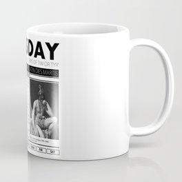 TUESDAY AND THE MYTH BEHIND IT Coffee Mug