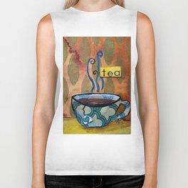 Tea Biker Tank