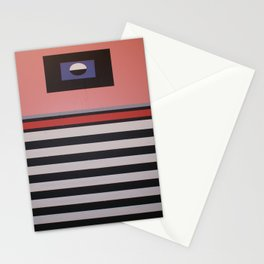 THE LENTICULAR GRAVITATION Stationery Cards