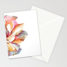 The Vintage Flower of Serenity - Light Version Stationery Cards