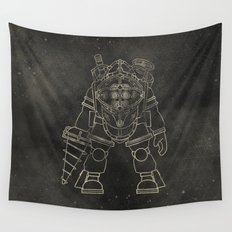 Big Daddy: BioShock Wall Tapestry