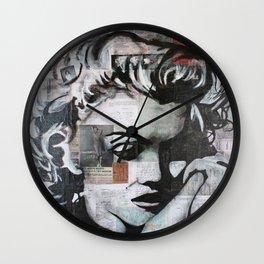 Marilyn «Memory» Wall Clock