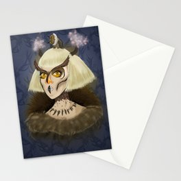 Luka Ghost Stationery Cards