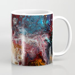 Sol de media noche Coffee Mug