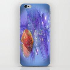 Fish world iPhone Skin