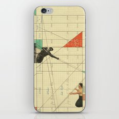 Pull the Strings iPhone & iPod Skin
