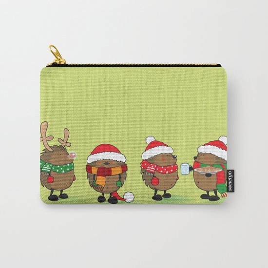 Ready for Christmas Carry-All Pouch