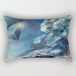 Shadow of the discolossus Rectangular Pillow