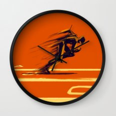Athlethic's Run Wall Clock