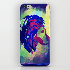 PRIMITIVE LION - 014 iPhone & iPod Skin