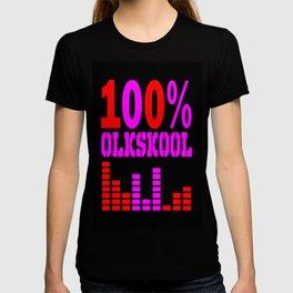 oldskool raver T-shirt