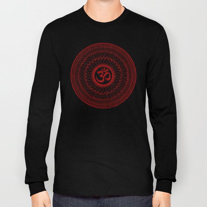 lialiom mandala Long Sleeve T-shirt