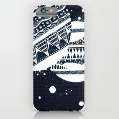 Pattern Doodle One (Invert) Slim Case iPhone 6s