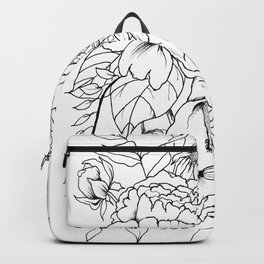 Botanical Bouquet Backpack