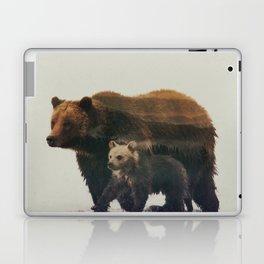 Grizzly & Cub Laptop & iPad Skin