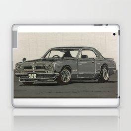 Nissan Hakosuka Skyline Laptop & iPad Skin