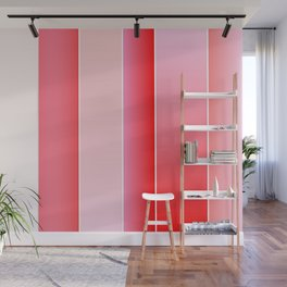Pink Color Wall Mural