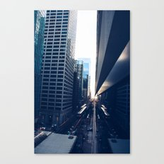 'Event Horizion' Canvas Print