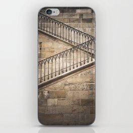 The way up iPhone Skin