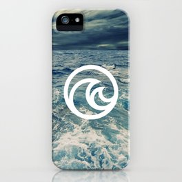 The Living Seas iPhone Case