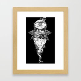 Relic of an Imagined Realm Framed Art Print