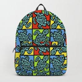 Pop Turtles Backpack
