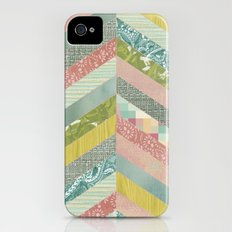 Chevron Pattern iPhone (4, 4s) Slim Case